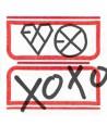정규 1집 / XOXO (Kiss / Hug Ver)