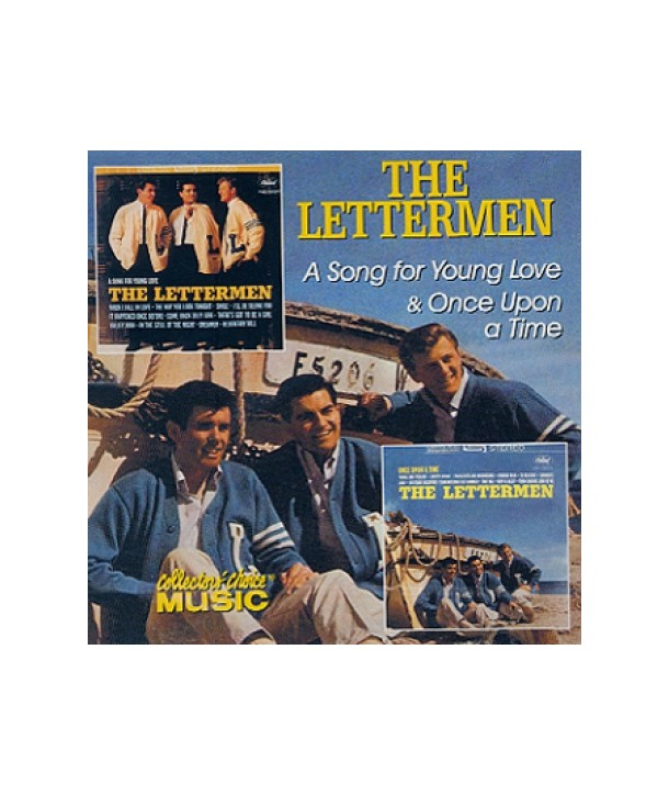 LETTERMEN-A-SONG-FOR-YOUNG-LOVE-ONCE-UPON-A-TIME-724354281327-617742032826