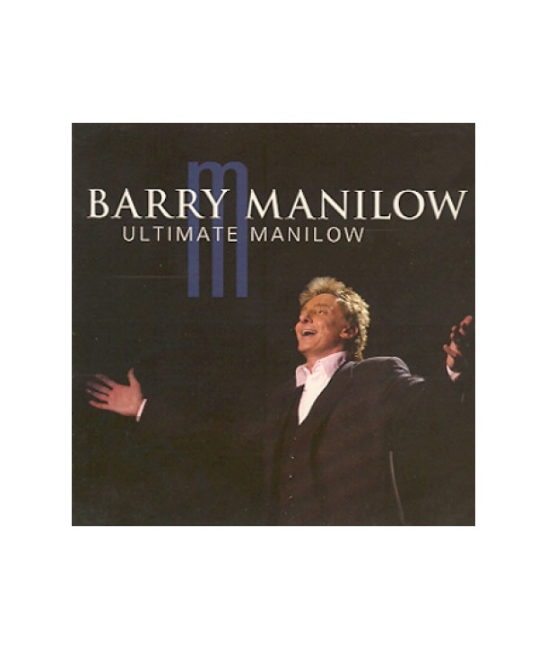 BARRY-MANILOW-ULTIMATE-MANILOW-SB30428C-8803581134285