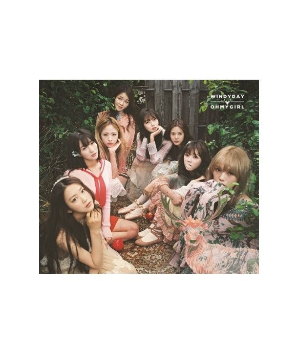 Oh my girl - windy day 3rd mini album repackage