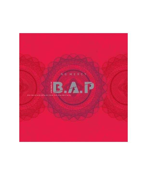 B.A.P - NO MERCY 1st Mini Album
